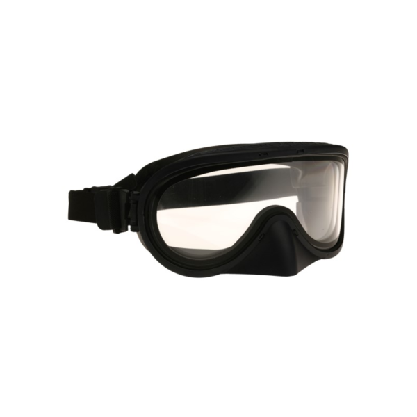 Anti-Fog Goggles With Nose Shield