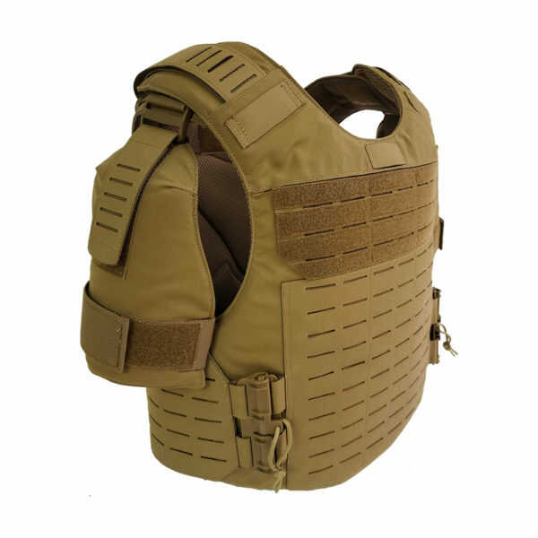 Venom FC Tactical Carrier With Tubes And Bicep Kit
